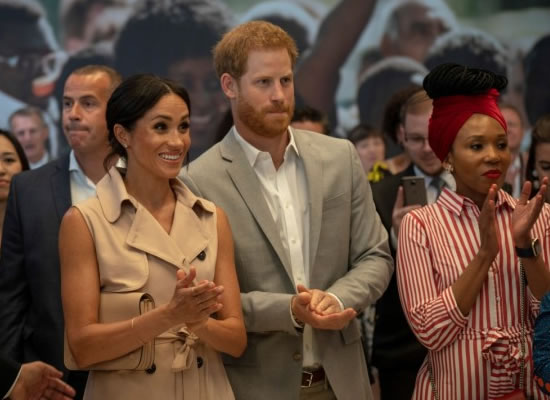 Meghan Markle and Prince Harry to celebrate Nelson Mandela's 100th birth anniversary!