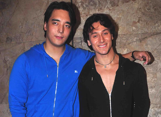 I want to be like Tiger, says Danny Denzongpa's son Rinzing!