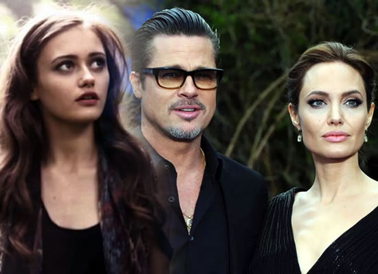 Brad Pitt to cast Angelina Jolie's lookalike in Sweetbitter?