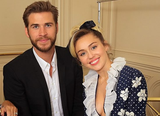 Are Miley Cyrus and Liam Hemsworth already wedded?