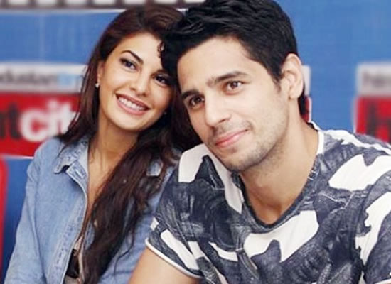 Did Jacqueline meet Sidharth Malhotra's parents during her visit to Delhi?