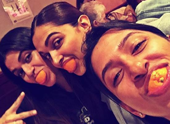 Deepika Padukone's happy moments with sister Anisha Padukone!