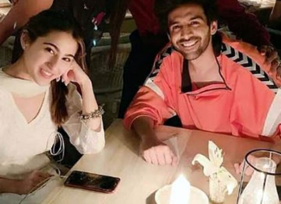 Are Sara Ali Khan and Kartik Aaryan in a relationship?