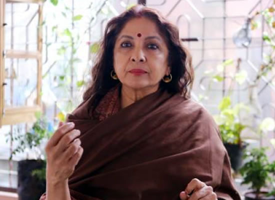 Small screen gave me money, fame and name, says Neena Gupta!