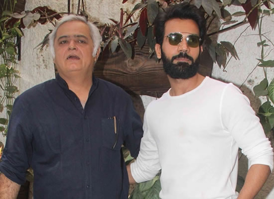 Filmmaker Hansal Mehta buys real life footage for Rajkummar Rao's role in Omerta!
