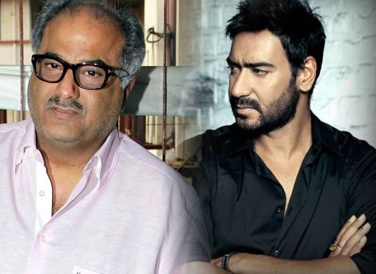 Ajay Devgn and Boney Kapoor to unite again after a gap of 16 years?
