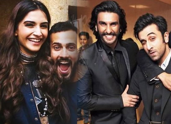 Is anyone asking Ranbir-Ranveer when they are getting married?, says Sonam on marriage!
