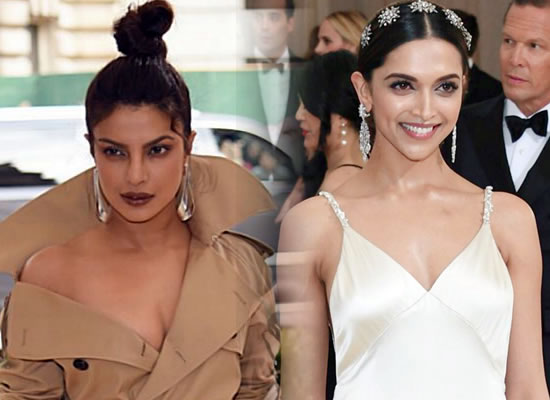 Priyanka reacts on Deepika being mistaken for her!