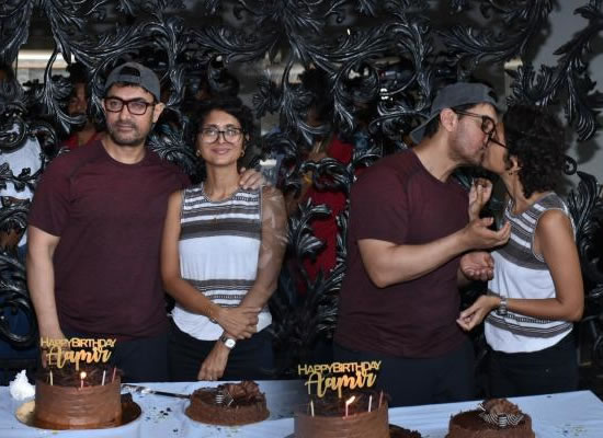 Aamir Khan to celebrate his 54th birthday with wife Kiran Rao!