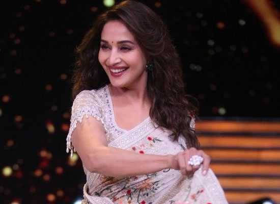 We need a safe environment for women everywhere, says Madhuri Dixit!