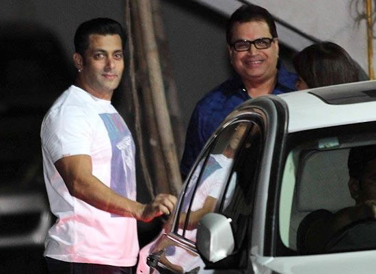 Is Salman a part of Race 3?, responds Producer Ramesh Taurani!