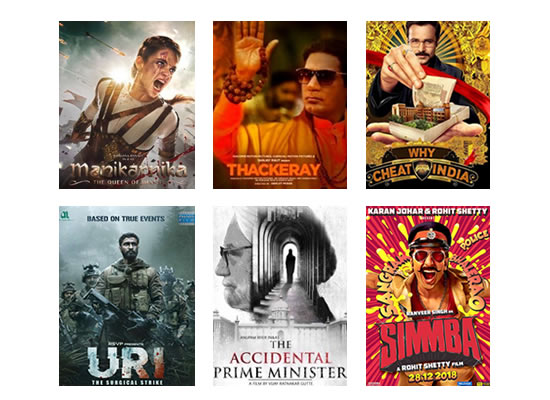 Latest Box Office for this week till 15th May, 2019!