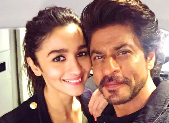 Alia Bhatt opens up about working with SRK again!