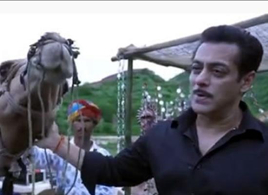 Salman Khan wants high walls constructed around Dabangg 3 sets?