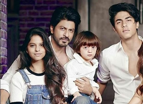 Nobody is going to ever mistreat them as everyone loves me too much, says SRK on his kids!