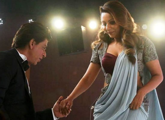 Shah Rukh Khan loves my work the most, says Gauri Khan!
