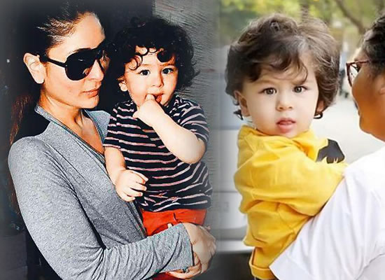 I knew I would take time to resume because I had to be with Taimur, Kareena on Veere Di Wedding!