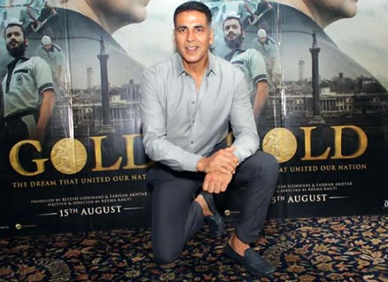 I kept doing action films for 14 years, there was no growth, says Akshay Kumar!
