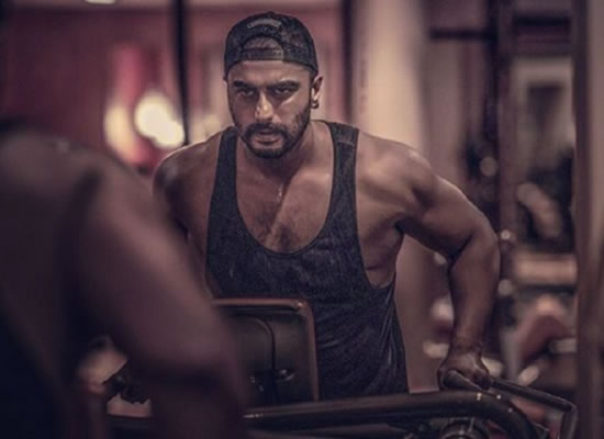 Arjun Kapoor shares his struggle with weight loss for Panipat!