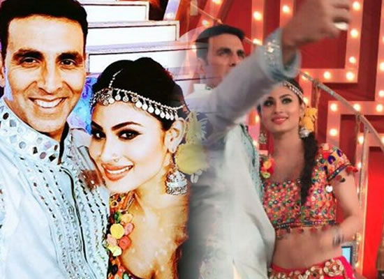 I have immense love and respect for that man, says Mouni Roy on working with Akshay!