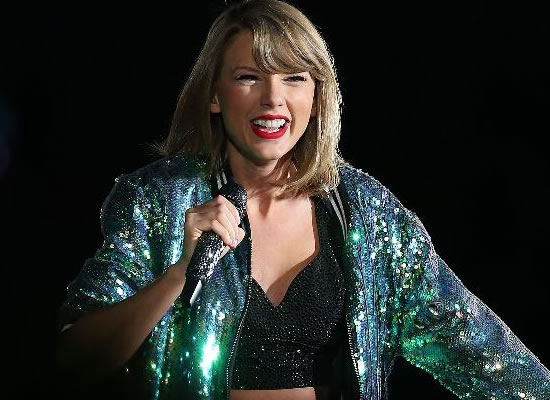 Taylor Swift tops Forbes' list of highest-paid celebrities!