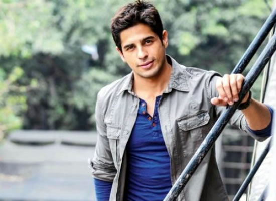 Sidharth Malhotra to play a time traveller?