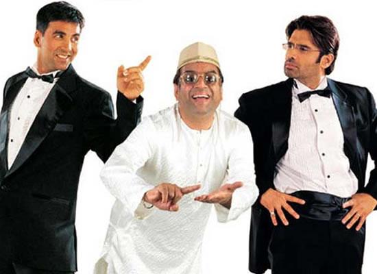 Akshay Kumar to star in Indra Kumar's Hera Pheri 3!