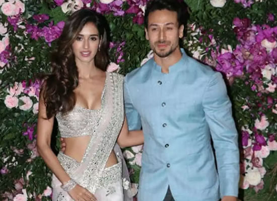 Disha Patani talks about her relationship with Tiger Shroff!