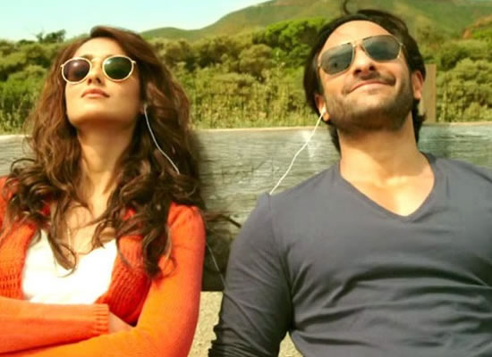 Saif Ali Khan and Ileana D'Cruz to act in Uzma Ahmed's biopic?