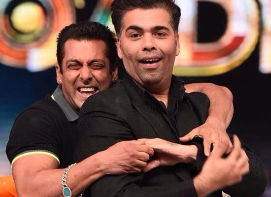 Salman Khan expresses his desire to work with Karan Johar again!