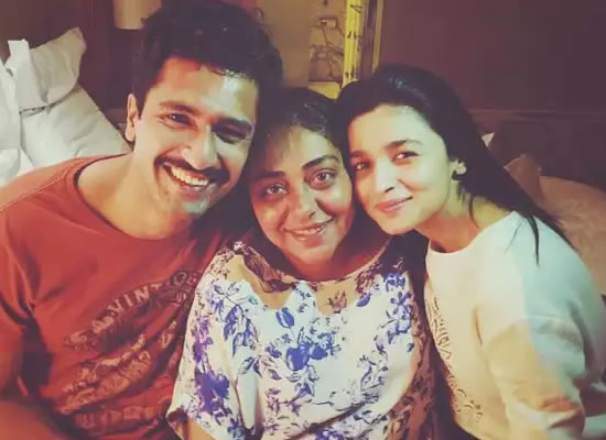 Alia Bhatt is one of the most amazing actors today, says Vicky Kaushal!