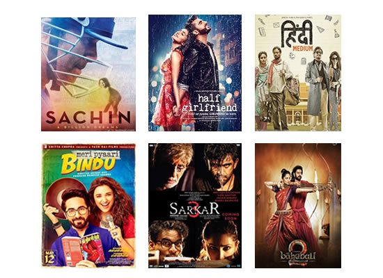 Latest Box Office for this week till 2nd June, 2017!