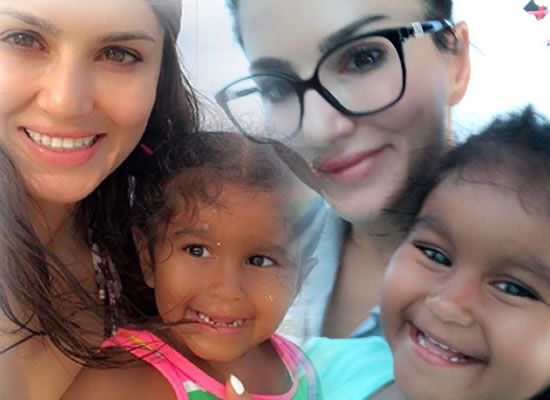 Sunny Leone's sweet birthday message for her daughter Nisha Kaur Weber!