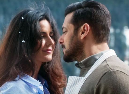 Tiger Zinda Hai is her best work, says Salman Khan on Katrina!