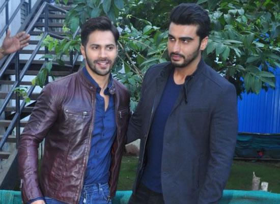 Varun Dhawan and Arjun Kapoor reveal their friendship secrets!