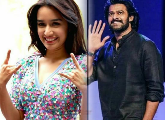 Prabhas recieves thrice of what Shraddha will get for Saaho?
