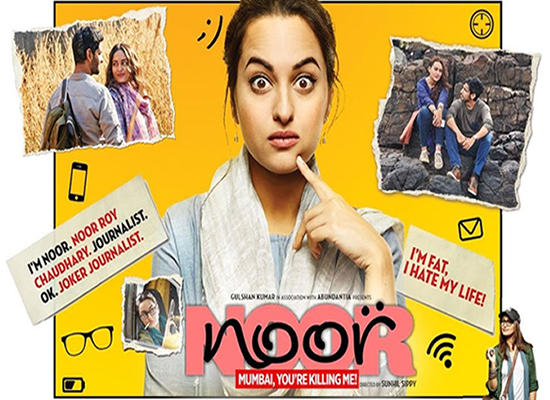 The music of Noor is melodious and pleasant with songs Uff Yeh Noor and Gulabi 2.0!
