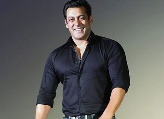 I'm surviving on mediocre talent and luck, says Salman Khan!