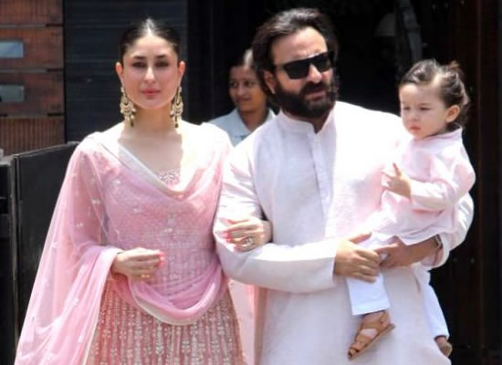 Saif and I feel awful that Taimur gets clicked everywhere he goes, Kareena Kapoor Khan!