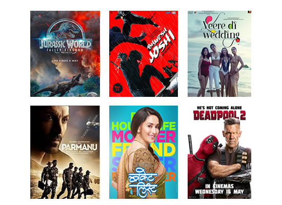 Latest Box Office for this week till 15th June, 2018!