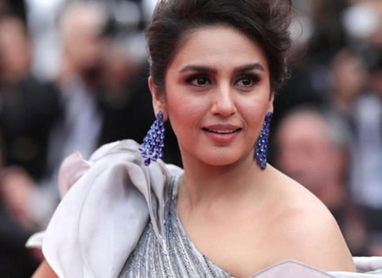 I think a 'Game of Thrones' would be a classic reference, says Huma Qureshi on her Cannes 2019 look!