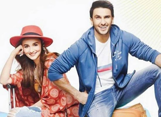 Ranveer Singh is crazy and unabashed and I love that about him, says Alia Bhatt!