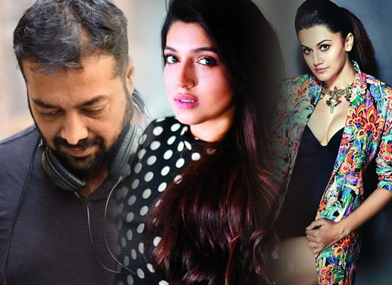 Anurag Kashyap to produce Taapsee and Bhumi starrer Womaniya!