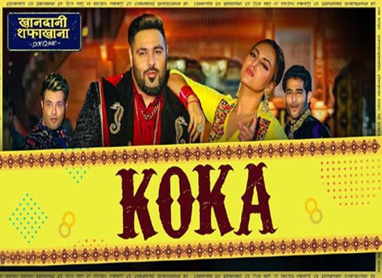Koka Song of film Khandaani Shafakhana at No. 5 from 12th July to 18th July!