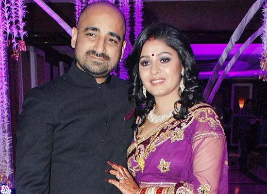 Singer Sunidhi Chauhan is expecting her first child!