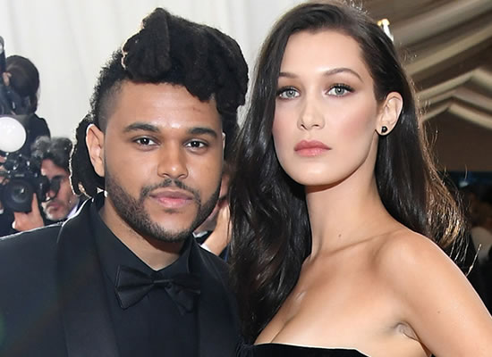 Bella Hadid denies kissing ex-boyfriend The Weeknd at Coachella!