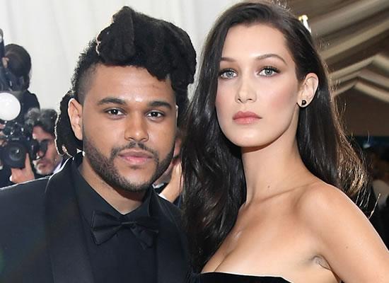 Bella Hadid denies kissing ex-boyfriend The Weeknd at Coachella!