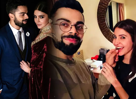 Anushka Sharma is the captain off-field, says Virat Kohli!