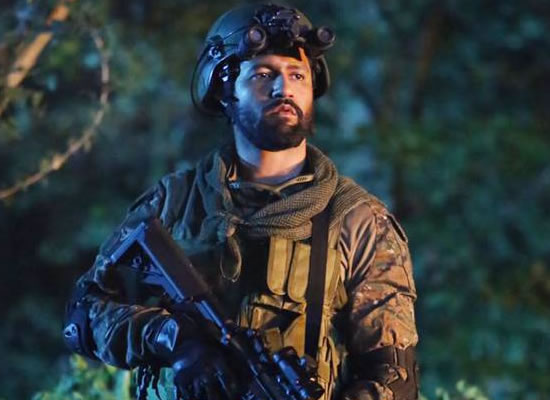 Vicky Kaushal opens up about his latest hit Uri-The Surgical Strike!