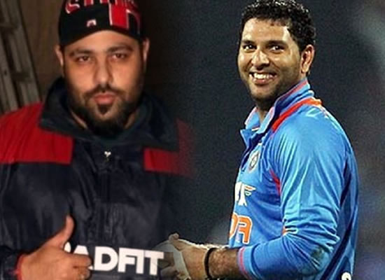 Badshah's heartfelt post for Yuvraj Singh post his retirement announcement!